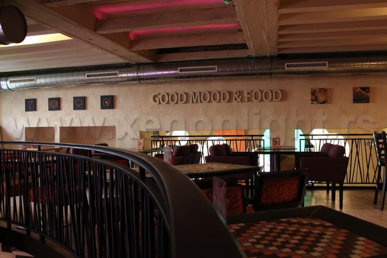 Cafe-Restaurant:''Monument''- Knez Mihajlova