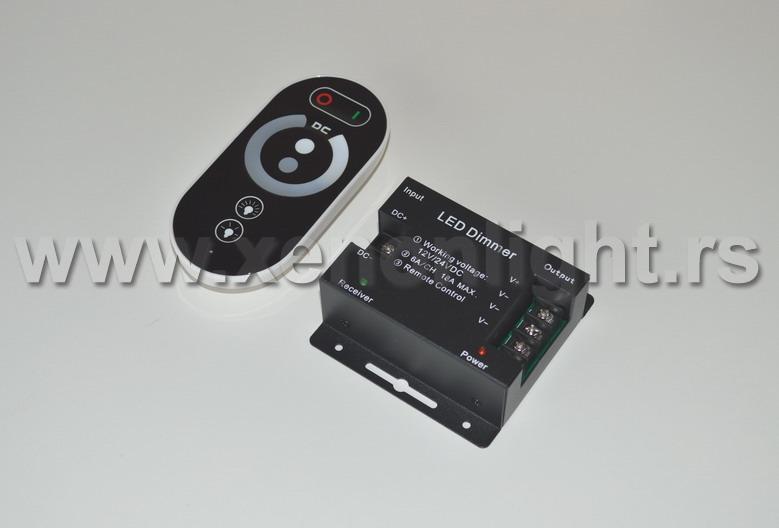 RF Kontrola-Dimer za jednobojne trake HX-SZ100