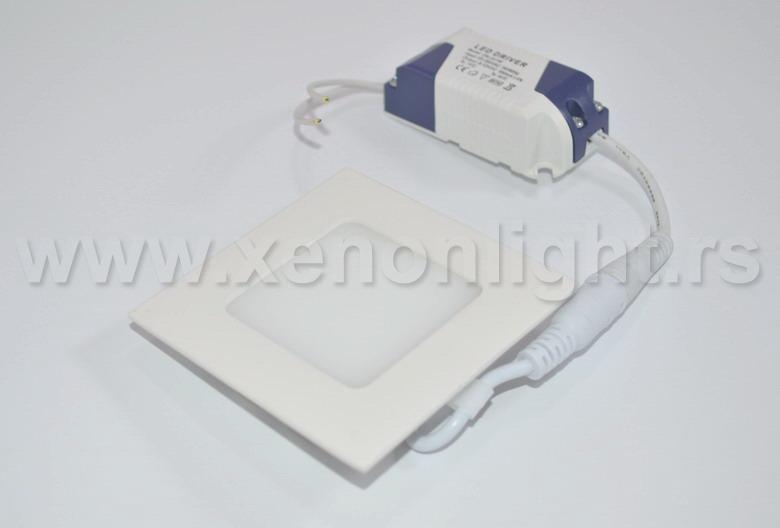 Led Panel-ON-SA-3W KOCKA