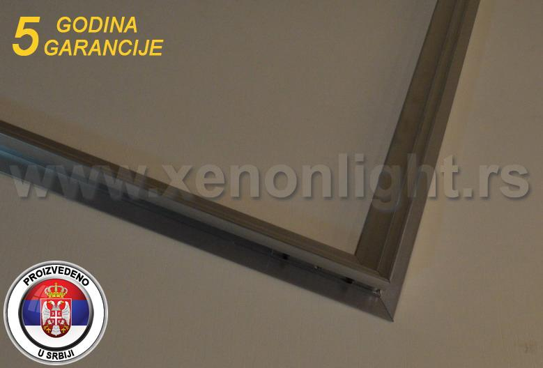 Ugradni alu ram za led panel 600x600