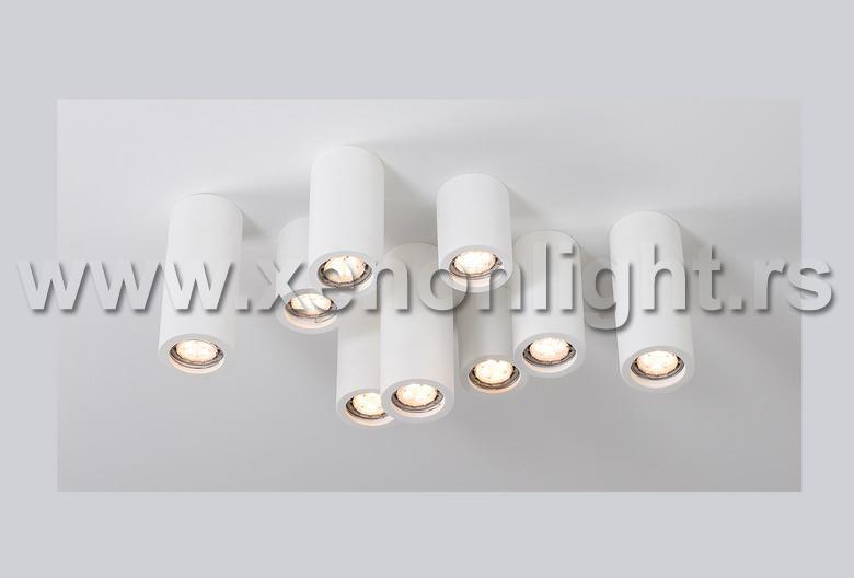 Gipsana lampa MC-9269