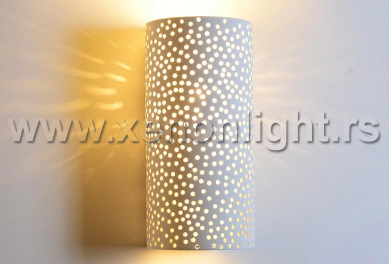 Gipsana lampa MW-8341