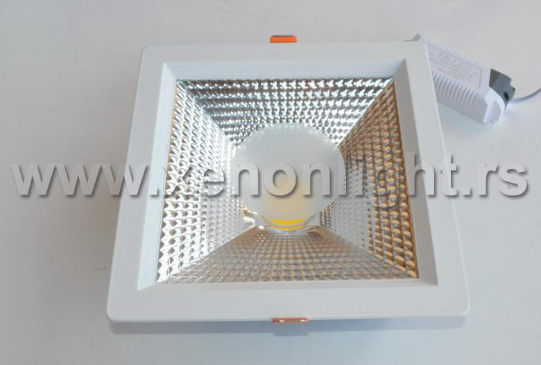 Led Downlight-1930 30W KOCKA
