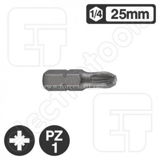 Bit-6.3mm , 25mm