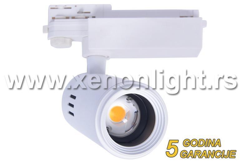 Reflektor za šine TL04 20W
