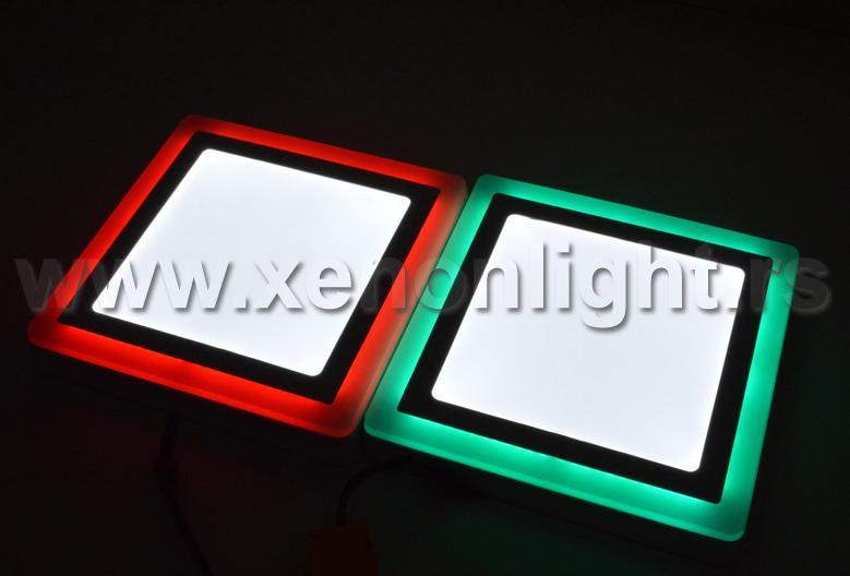 Led panel ON SG 18W KOCKA -2 BOJE