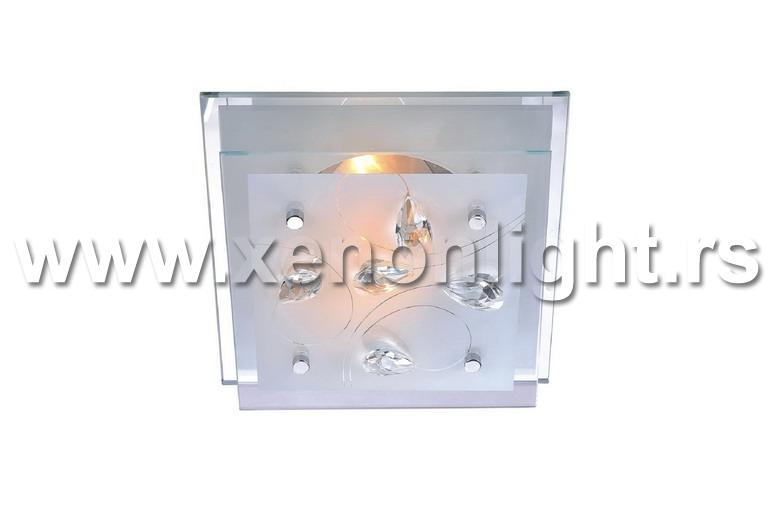 Plafonska lampa 3056501 SQUARE 2XE27