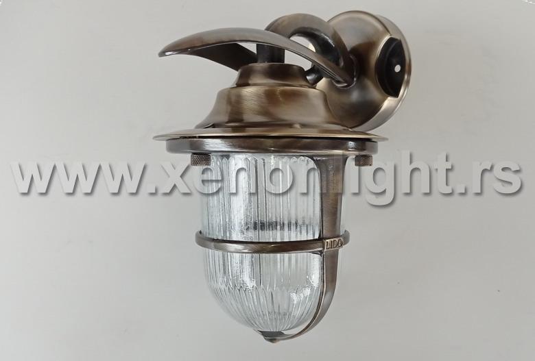Mesingana zidna lampa 423