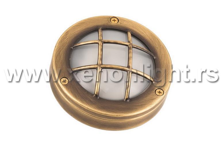 Mesingana zidna lampa 437-G9