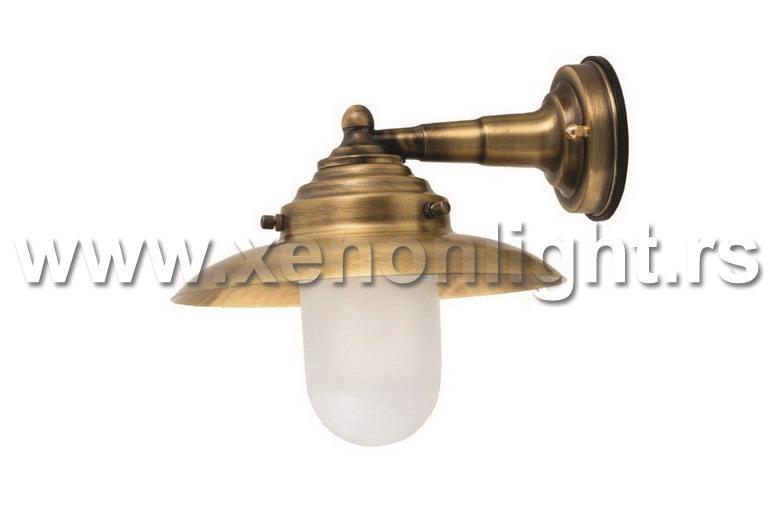 Mesingana zidna lampa 456