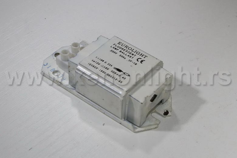 Mehanicka prigusnica-XL-18W-PLC
